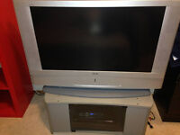 50 inch Sony TV with matching stand for sale!
