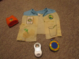 Fisher Price Diego Costume and Rescue Pack