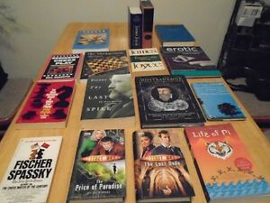 Selection of Books by Various Authors