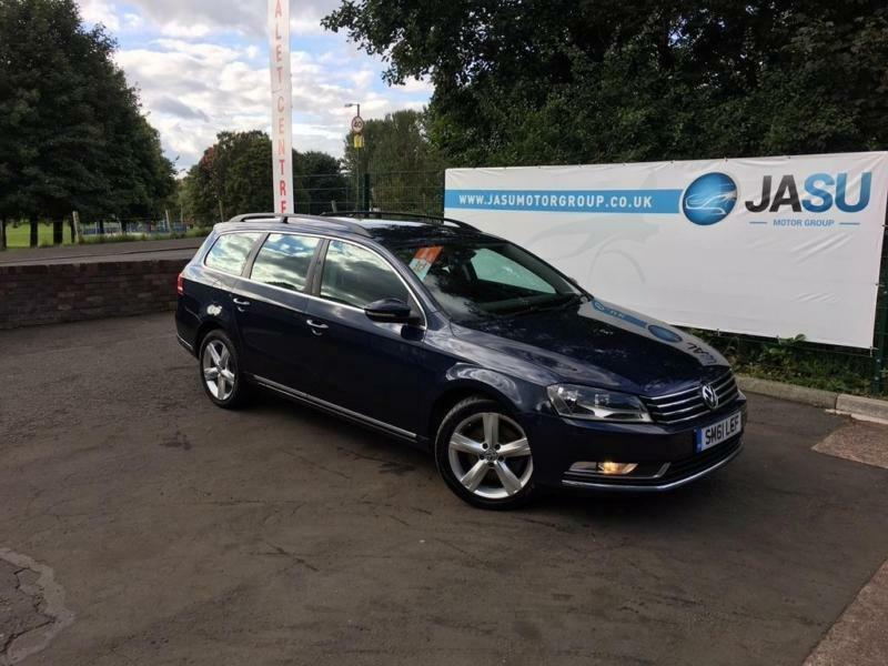 2012 volkswagen passat 2 0 tdi bluemotion tech se estate 5dr diesel manual in east end. Black Bedroom Furniture Sets. Home Design Ideas