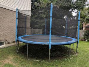 14 foot trampoline