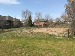Rare find!! Private land to build your dream home