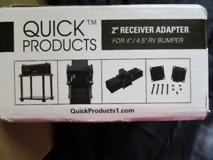 towing receiver adapter Quick 149.1462 QPBRBAB