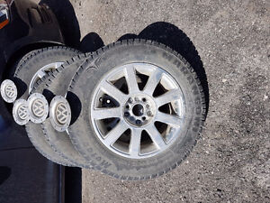 Marangoni Meteo Grip Snow tires 195/65 R15 95Q Alloy Rims