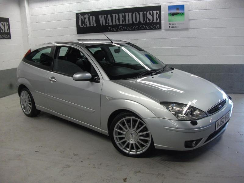 2002 ford focus st 170 manual hatchback in bedminster. Black Bedroom Furniture Sets. Home Design Ideas
