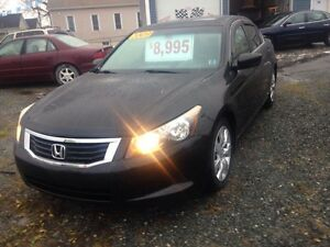 2009 HONDA ACCORD FULLY LOADED!!!!