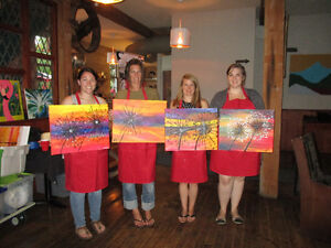 $20 OFF PAINT PARTY AT THE MILL, COBOURG Peterborough Peterborough Area image 3