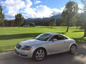 2001 Audi TT Coupe - Mint condition, low km, performance tuned