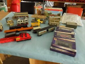 model trains and accesories