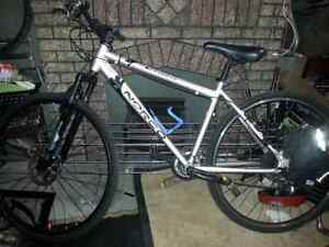 Norco cross country bicycle