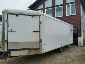 26 ft. Continental Cargo Enclosed Trailer