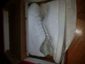 Nike royal court shoes