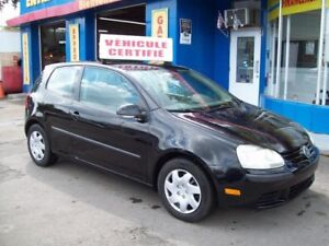 Volkswagen Rabbit automatique 2007