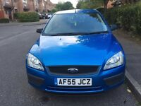 Ford Focus 2005 1.6 Diesel drives very well 1 year MOT very economical