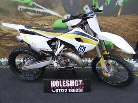 Husqvarna TC 125 Motocross Bike