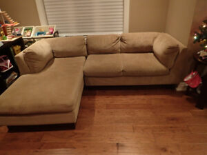 L shaped EQ3 couch