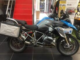 BMW R 1200 GS TE SIDE PANNIERS FULL SERVICE HISTORY ONLY 1 OWNER