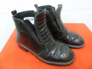 Ladies Martino Motorcycle Boots