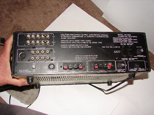 SEARS INTEGRATED AMPLIFIER: AM-4658 Strathcona County Edmonton Area image 2