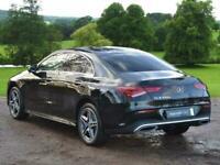 2020 Mercedes-Benz CLA COUPE CLA 250e AMG Line Premium 4dr Tip Auto Hatchback Pe