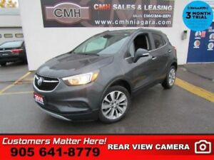 2018 Buick Encore Preferred  CAMERA POWER SEAT  BT-STREAM APPLE-