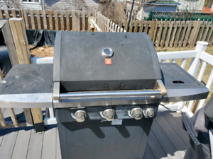 BBQ barbecue grill