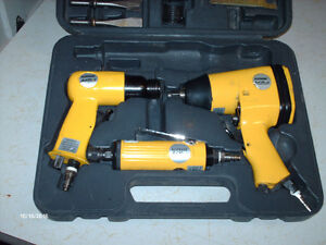All Trade 3 piece Air Tools