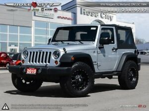 2010 Jeep Wrangler   - Low Mileage - *