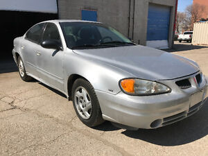 2005 Pontiac Grand Am SE 173k SAFTIED NO RUST CLEAN TITLE LOADED