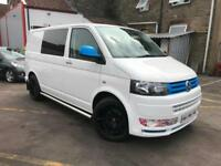 2012 VOLKSWAGEN TRANSPORTER 2.0 TI (175 bhp) SWB T26 1 FORMER KEEPER FROM NEW