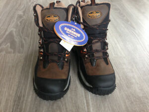 For sale, work boots by JB Goodhue
