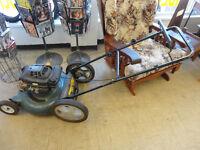 YardWorks Lawnmower, works great