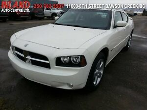 2010 Dodge Charger SXT  AWD,Auto,Power Pedals,Fog Lights,Sat Rad