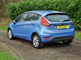 Ford Fiesta 1.4 Zetec 16v 5dr PETROL MANUAL 2009/58