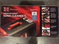 HORNADY LOCK-N-LOAD SONIC CLEANER 7L New in box