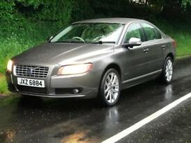 2007 Volvo S80 2.5 T SE automatic 4dr (200bhp petrol) trade in considered ,...