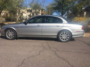 2000 JAGUAR S TYPE 4.0 Only 90,000 kms