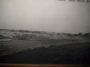 1958 INDIANAPOLIS 500 CAR RACE PICTURE Kitchener / Waterloo Kitchener Area image 3