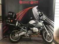 2007 57 BMW R1200GS 1170CC R 1200 GS 04