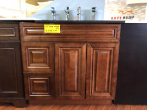 S-A-L-E!!! vanity cabinet on huge $ALE now!!