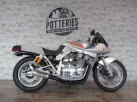 Suzuki GSX 1100 Katana Classic Bike Restored and Beautiful!