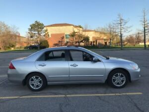 2007 Silver Accord, Very Low mileage/ Low Price - Negotiable