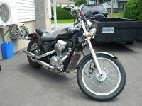 Honda shadow 1996 vt600c