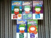South Park video tapes