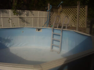 Used Swimming Pool Package for Sale