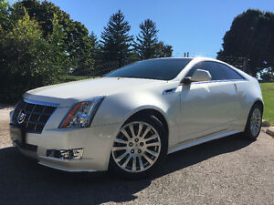 2011 Cadillac CTS Coupe 2dr Coupe (2 door)