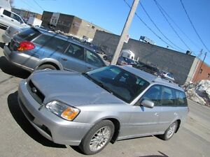 2003 Subaru Legacy 4X4 4cylindres GARANTIE 12 MOIS INCLUS !