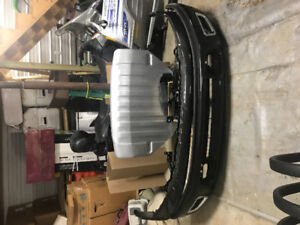 Nissan Titan 2017 Model Year Front Bumper New and Complete