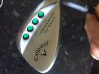 "Callaway v Mack Daddy PM . Grind Wedge 64"" Excellent Condition"