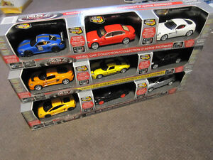 Exotic Car Collection 3 Pack - MSZ Vroom Tech -Brand New, in Box